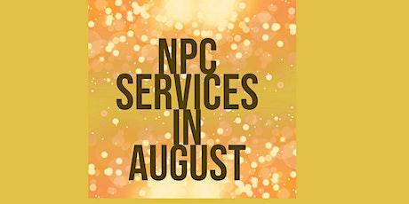 Newcastle Presbyterian Church Sunday Service 15th August tickets
