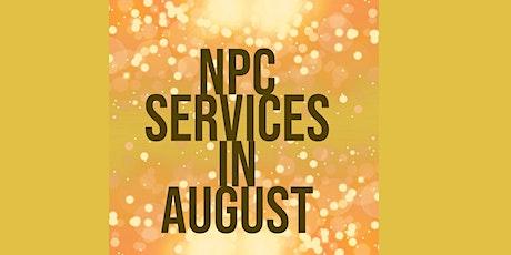 Newcastle Presbyterian Church Sunday Service 22nd August tickets