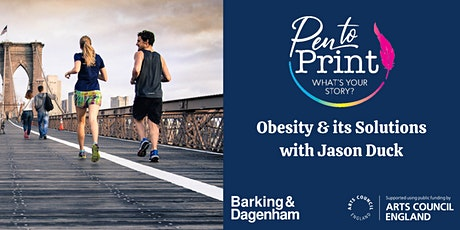 Pen to Print: Obesity & its Solutions with Jason Duck tickets