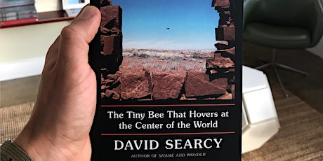 """David Searcy discusses  """"Tiny Bee That Hovers at the Center of the World"""" tickets"""