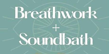 DEEP DIVE - Breathwork + Soundbath Experience tickets
