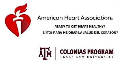 Ready To Get Heart Healthy? / Listos Para Mejorar La Salud Del Corazon? entradas