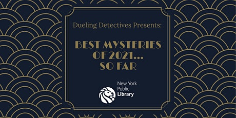Dueling Detectives: Our Favorite Mysteries of 2021 tickets