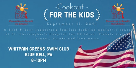 Cookout for the Kids tickets