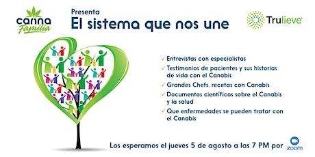 CannaFamilia El Sistema Que Nos Une tickets