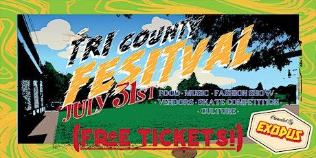 Tri County Festival tickets