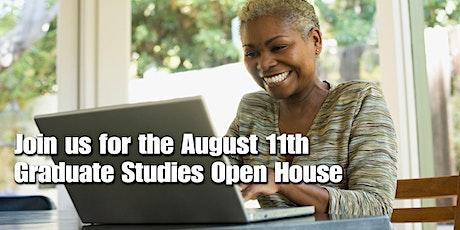 Peirce College Graduate Studies Virtual Open House tickets