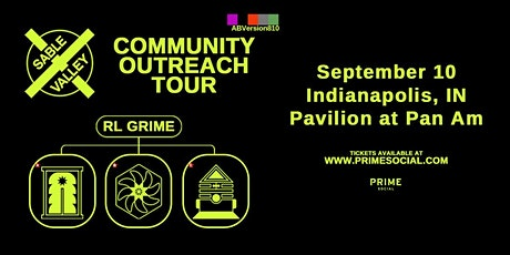 RL Grime at the Pavilion tickets