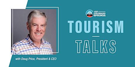 Tourism Talks with Doug Price bilhetes