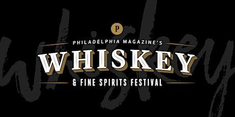 Philadelphia magazine's 2021 Whiskey & Fine Spirits Festival tickets