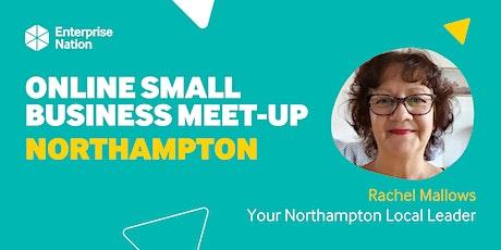 Online small business meet-up: Northampton tickets