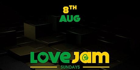 LOVEJAM SUNDAYS x JAMAICAN INDEPENDENCE tickets
