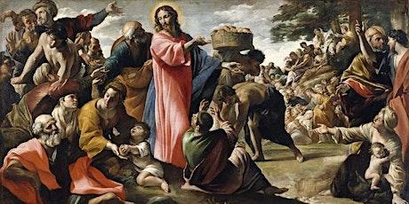 10am Mass XVIII Sunday 2021 tickets