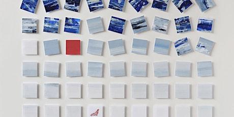 Bouleversements marins - Exposition solo de Carmelle Pilon billets
