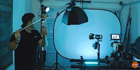 42 LIVE: Cinematic Docuseries Lighting with Jameson Brooks and Godox tickets