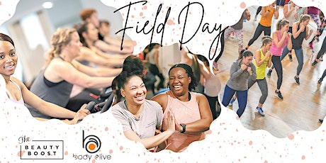 Fitness Field Day with Body Alive tickets