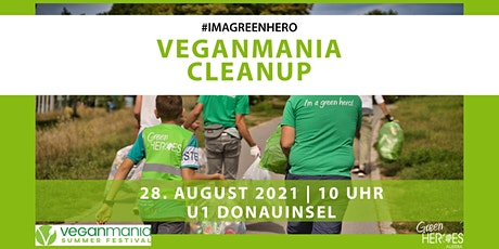 Veganmania Cleanup Tickets