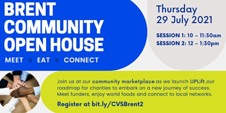 Brent Community Open House Consultation Event tickets