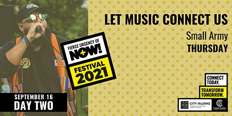 Let Music Connect Us (Open Jam Night Event) - Fierce Urgency of Now! tickets