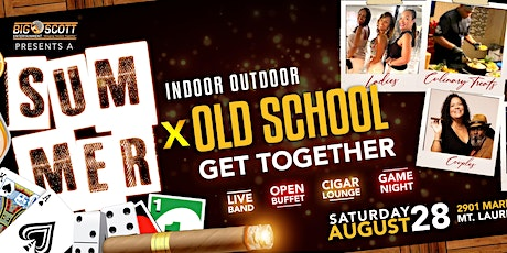 Summer Old School Party Mixer tickets