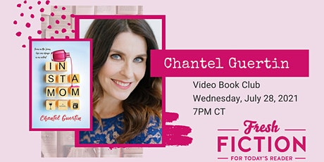 Video Book Club with Author Chantel Guertin tickets