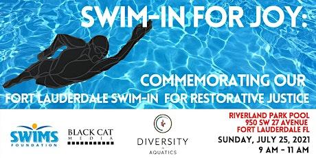 Swim In for Joy tickets