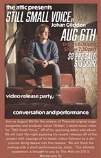 Still Small Voice Video Release Party, Conversation and Performance tickets