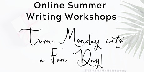 Lunchtime Summer Workshop: Create your fool-proof non-fiction book plan tickets