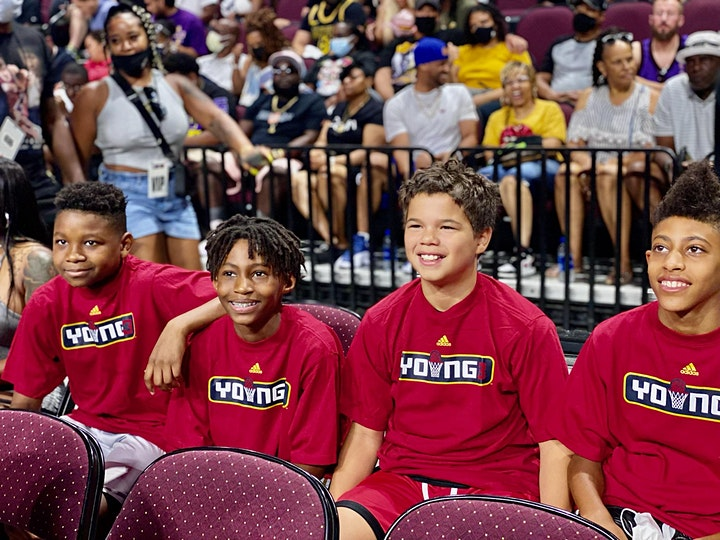 The  BIG3 PRO Basketball League Givesback Week #4 (Dallas Game Tickets) image