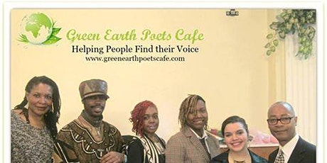Green Earth Poets Cafe 8th Anniversary Paint & Poetry Nite tickets