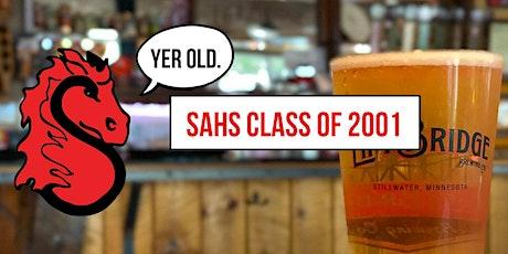 SAHS 20 Year Reunion tickets
