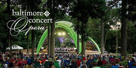 Opera in the Park with Baltimore Concert Opera tickets