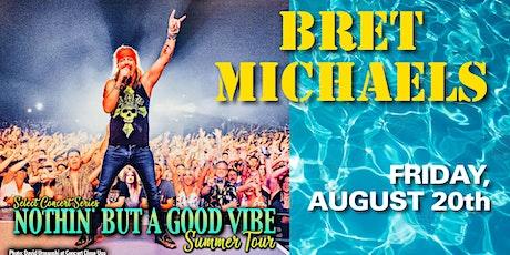 Bret Michaels tickets