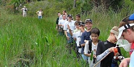 Wet Walk: CREW Marsh trail tickets