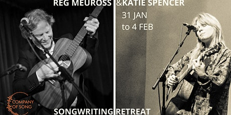 Reg Meuross Somerset Songwriting Retreat at Halsway Manor + Katie Spencer tickets
