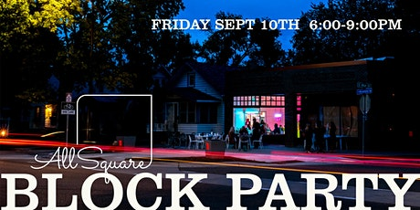 FIVE YEAR FOUNDING BLOCK PARTY! tickets