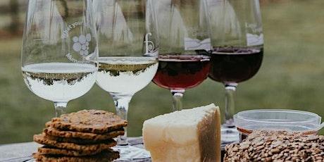 White Attire Wine Tasting Event - Personal Charcuterie Boards - Live Music tickets