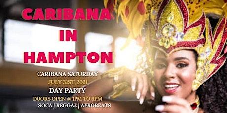 Caribana in Hampton tickets