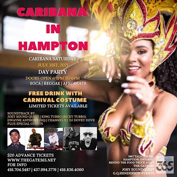 Caribana in Hampton image