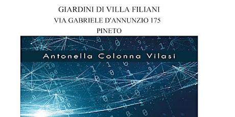 Presentazione del  libro di Antonella Colonna Vilasi sull'Intelligence biglietti