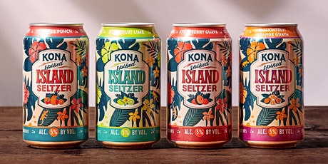 Kona Island Seltzer Tasting - Haskell's Maple Grove tickets