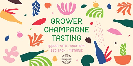 Grower Champagne Tasting tickets