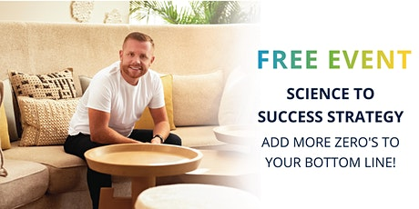 Discover the Science to Success tickets