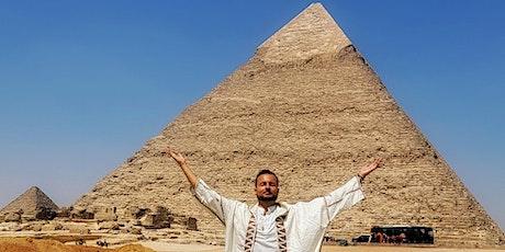 Awaken Your Egyptian Codes: Breathwork, Sekhem & C tickets