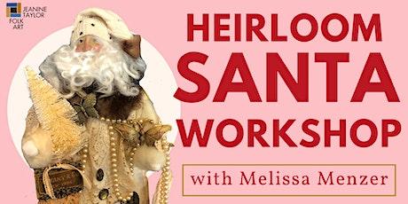 Santa Workshop with Melissa Menzer tickets