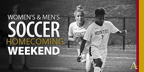 Women's and Men's Soccer Homecoming Weekend tickets