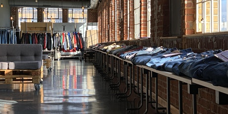 BeThrifty Vintage Kilo Sale | Wels Messe Halle 7 | 7. & 8. August Tickets