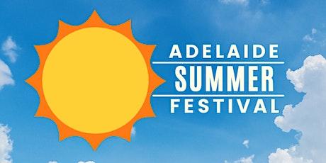 Adelaide Summer Festival tickets