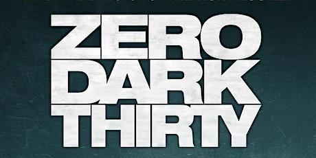 Zero Dark Thirty tickets