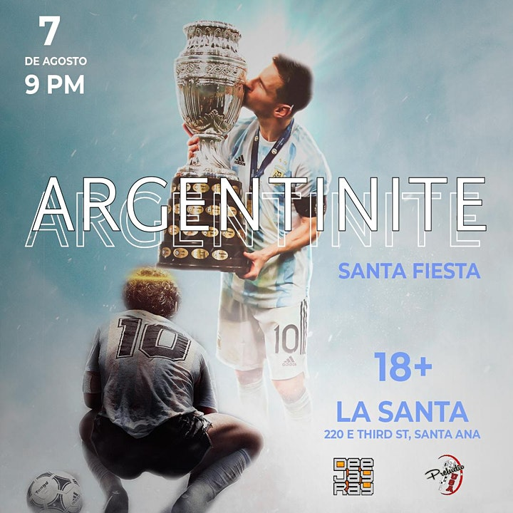 ArgentiNite - Santa Fiesta! image